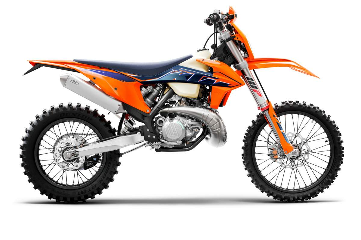 KTM 300 XC-W TPI technical specifications